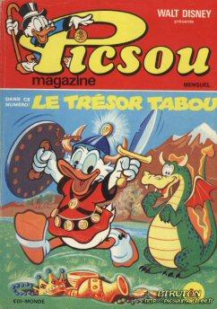 Couverture de Picsou Magazine -15- Picsou Magazine N°15