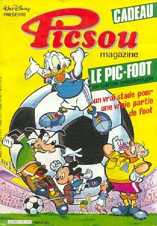 Couverture de Picsou Magazine -173- Picsou Magazine N°173