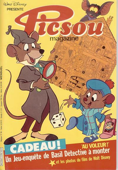 Couverture de Picsou Magazine -179- Picsou Magazine N°179