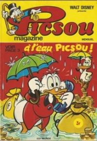 Couverture de Picsou Magazine -17- Picsou Magazine N°17