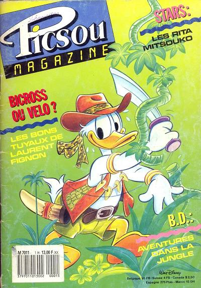 Couverture de Picsou Magazine -194- Picsou Magazine N°194