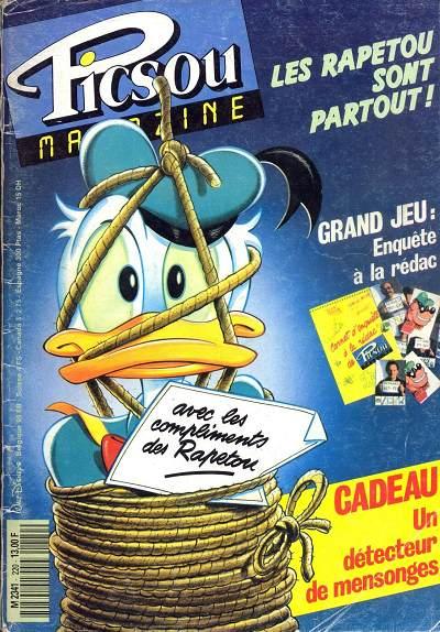 Couverture de Picsou Magazine -220- Picsou Magazine N°220
