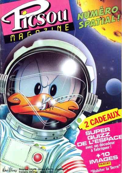 Couverture de Picsou Magazine -226- Picsou Magazine N°226