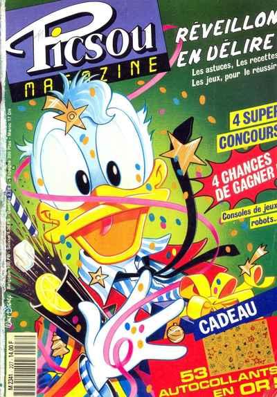 Couverture de Picsou Magazine -227- Picsou Magazine N°227