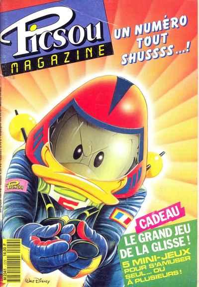 Couverture de Picsou Magazine -229- Picsou Magazine N°229