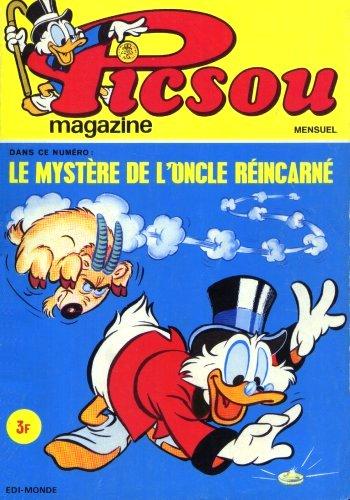 Couverture de Picsou Magazine -22- Picsou Magazine N°22