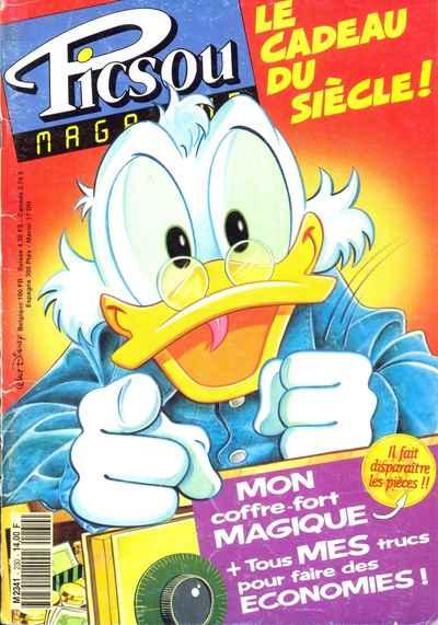 Couverture de Picsou Magazine -230- Picsou Magazine N°230