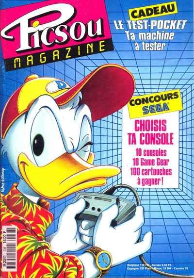 Couverture de Picsou Magazine -238- Picsou Magazine N°238