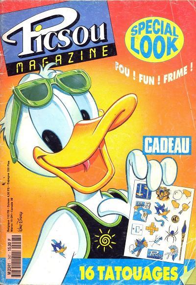 Couverture de Picsou Magazine -247- Picsou Magazine N°247