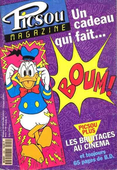 Couverture de Picsou Magazine -249- Picsou Magazine N°249