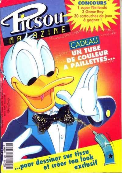 Couverture de Picsou Magazine -251- Picsou Magazine N°251