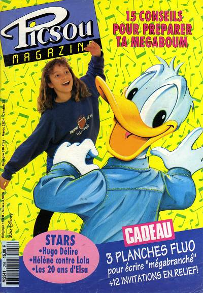 Couverture de Picsou Magazine -256- Picsou Magazine N°256