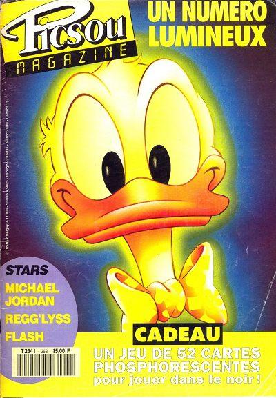 Couverture de Picsou Magazine -263- Picsou Magazine N°263