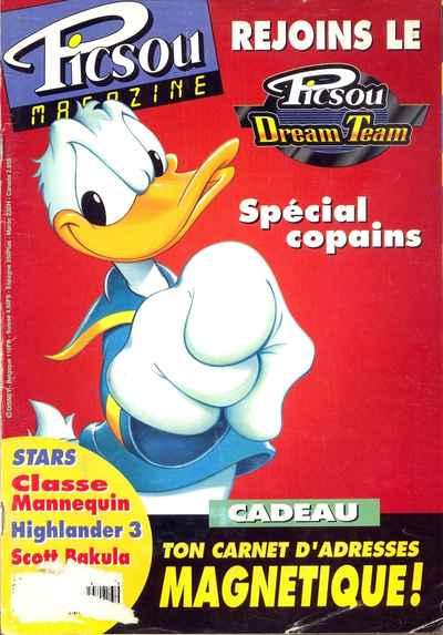 Couverture de Picsou Magazine -276- Picsou Magazine N°276