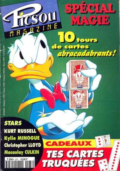 Couverture de Picsou Magazine -277- Picsou Magazine N°277