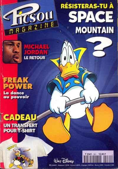 Couverture de Picsou Magazine -281- Picsou Magazine N°281
