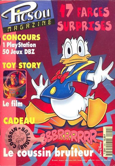 Couverture de Picsou Magazine -290- Picsou Magazine N°290