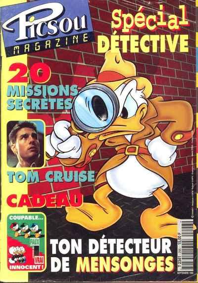 Couverture de Picsou Magazine -296- Picsou Magazine N°296