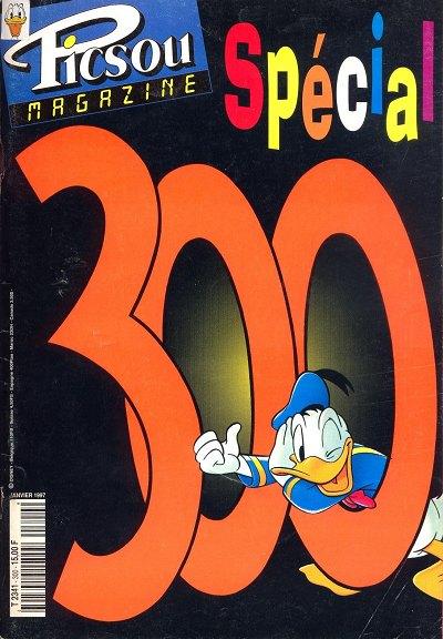 Couverture de Picsou Magazine -300- Picsou Magazine N°300