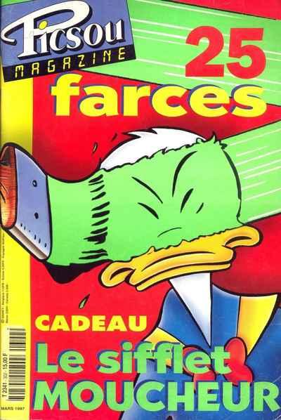 Couverture de Picsou Magazine -302- Picsou Magazine N°302