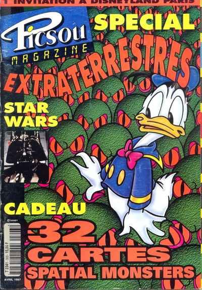 Couverture de Picsou Magazine -303- Picsou Magazine N°303