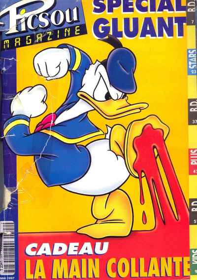 Couverture de Picsou Magazine -304- Picsou Magazine N°304