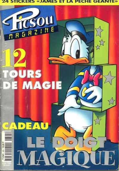 Couverture de Picsou Magazine -305- Picsou Magazine N°305