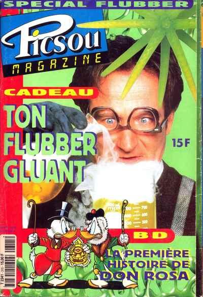 Couverture de Picsou Magazine -315- Picsou Magazine N°315