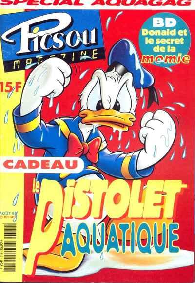 Couverture de Picsou Magazine -319- Picsou Magazine N°319