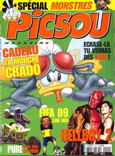 Couverture de Picsou Magazine -441- Picsou Magazine N°441