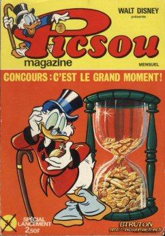 Couverture de Picsou Magazine -4- Picsou Magazine N°4