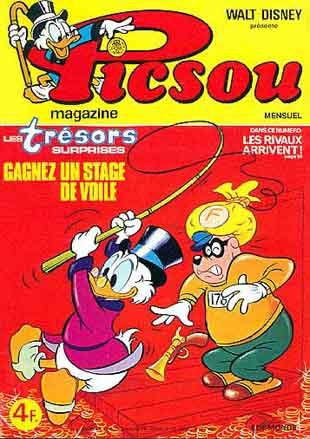 Couverture de Picsou Magazine -76- Picsou Magazine N°76
