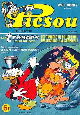 Couverture de Picsou Magazine -79- Picsou Magazine N°79