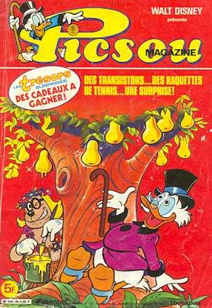 Couverture de Picsou Magazine -96- Picsou Magazine N°96