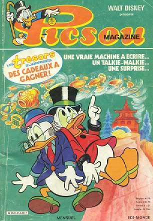 Couverture de Picsou Magazine -97- Picsou Magazine N°97