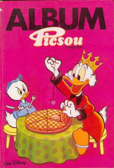 Couverture de Picsou Magazine -Rec Q- (1re série) Recueil Q (n°156 à 159)