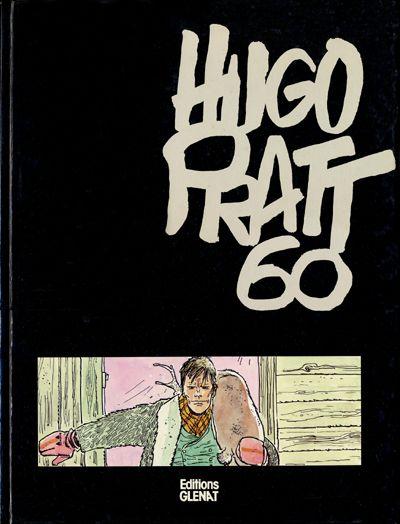 Couverture de (AUT) Pratt, Hugo -2- Hugo Pratt 60