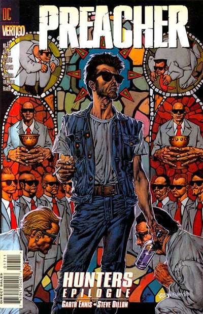 Couverture de Preacher (1995) -17- Miracle man