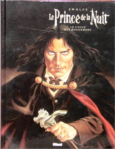 Couverture de Le prince de la Nuit -INTa- Intégrale Couleur