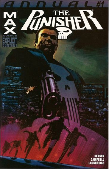 Couverture de Punisher (2004) -AN1- The hunted
