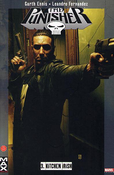 Couverture de Punisher (MAX Comics) -3- Kitchen Irish