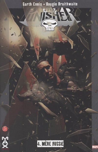Couverture de Punisher (MAX Comics) -4- Mère Russie