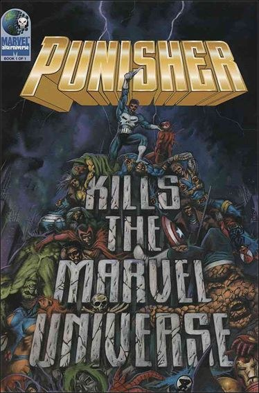 Couverture de Punisher Kills the Marvel Universe (The) (Marvel comics - 1995) -a- Punisher kills the Marvel Universe