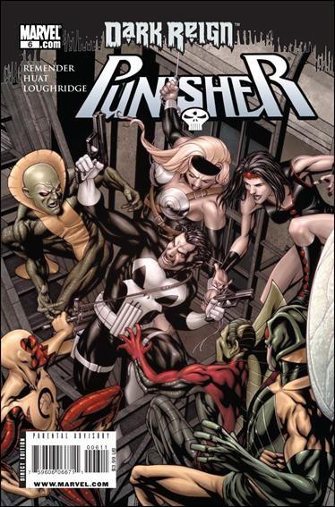 Couverture de Punisher Vol.08 (Marvel comics - 2009) (The) -6- Dead End