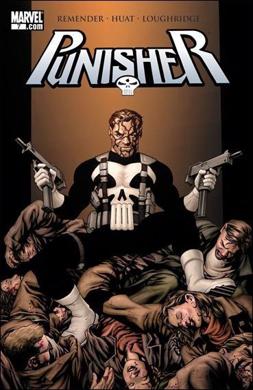 Couverture de Punisher Vol.08 (Marvel comics - 2009) (The) -7- Not titled