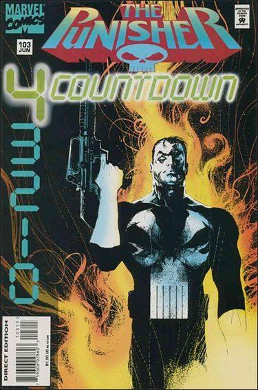 Couverture de Punisher Vol.02 (Marvel comics - 1987) (The) -103- The butcher's block - countdown : 4