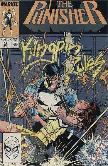 Couverture de Punisher (The) (1987) -14- Social studies