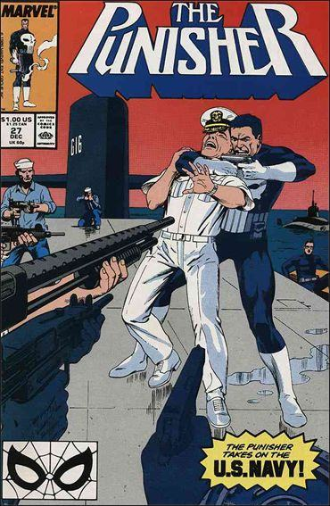 Couverture de Punisher Vol.02 (Marvel comics - 1987) (The) -27- Your tax dollar at work