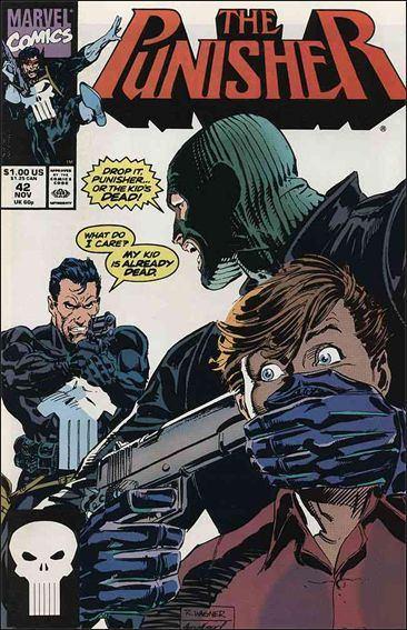 Couverture de Punisher Vol.02 (Marvel comics - 1987) (The) -42- St. paradine's