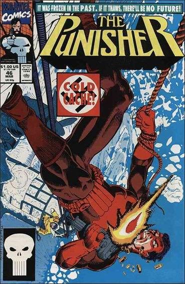 Couverture de Punisher Vol.02 (Marvel comics - 1987) (The) -46- Cold cache